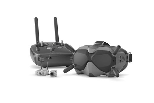DJI Digital FPV Fly More Combo