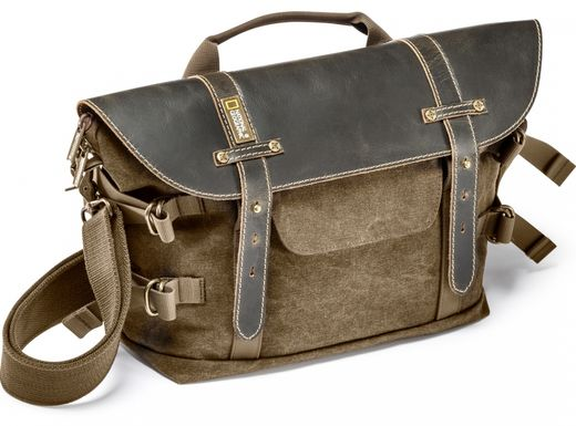 National Geographic The Africa Midi Satchel for DSLR (NG A2140)