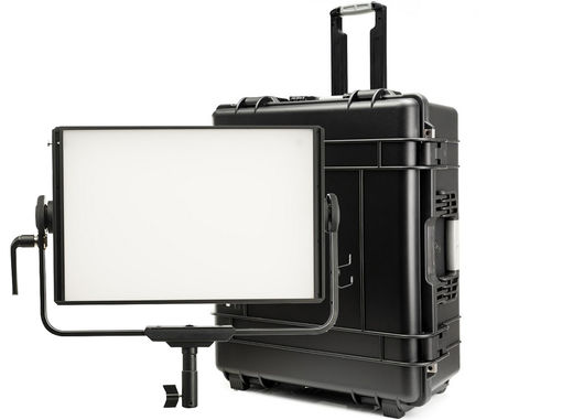 Aputure Nova P300c Kit (with Rolling Case)