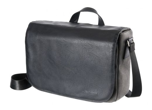 Olympus OM-D Messenger Bag Black (musta)