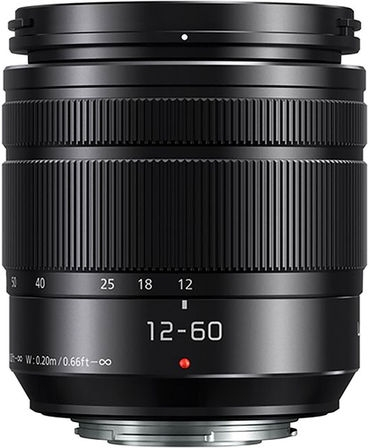 Panasonic Lumix G Vario 12-60mm F3.5-5.6 ASPH Power O.I.S.