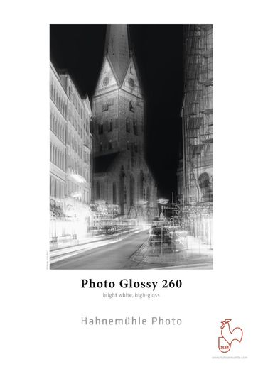 Hahnemühle Photo Glossy 260 gsm A4 / 25 kpl