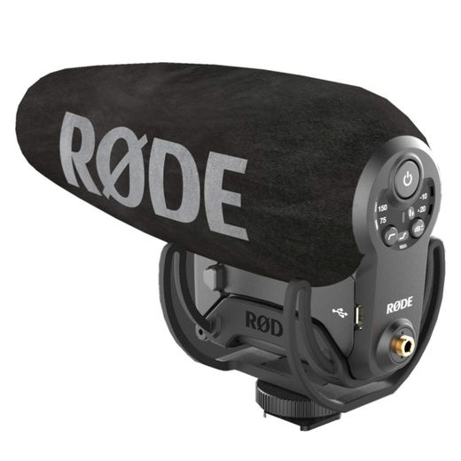 UUSI Rode VideoMic Pro+ (Plus) (Rycote)
