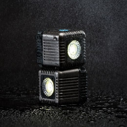 LUME CUBE - DUAL PACK (gun metal + black)