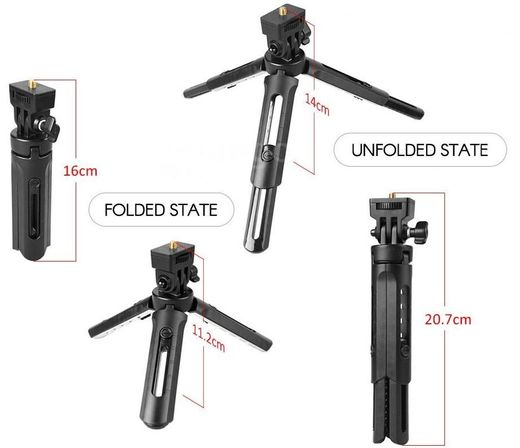 Godox MT01 Mini Tripod