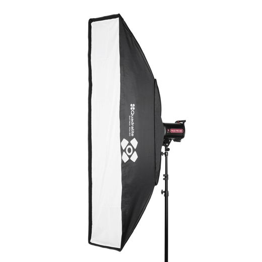 Quadralite / Quantuum Rectangular softbox 40x180cm, Bowens