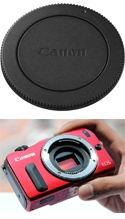 Canon R-F-4 Camera Cover EOS M