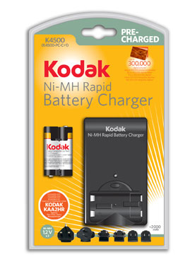 OUTLET Kodak EasyShare Rapid Charger KAA2HR