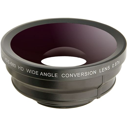 Raynox HDS-680K 4K Wideangle Conversion Lens 0.67x