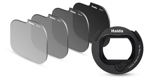 Haida Rear Lens ND Filter Kit forNikon Z 14-24mm F/2.8 S