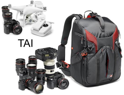 Manfrotto Pro Light 3N1-36 Drone Backpack (DJI Phantom / DSLR)
