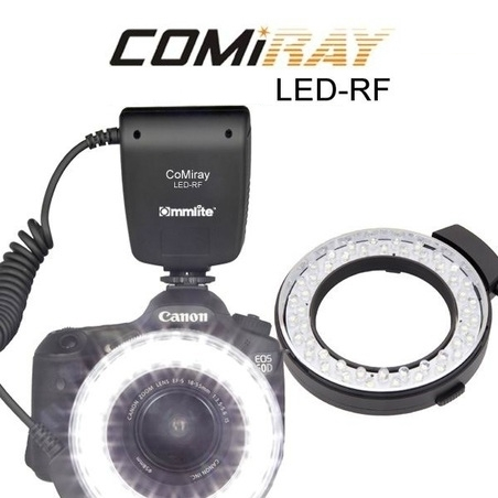Commlite CR-RFE LED ringflash / ringlight  (SONY)