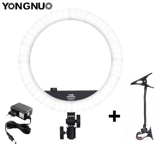 Yongnuo YN408 Bi-Color Pro LED Video Light 38cm  3200K-5500K