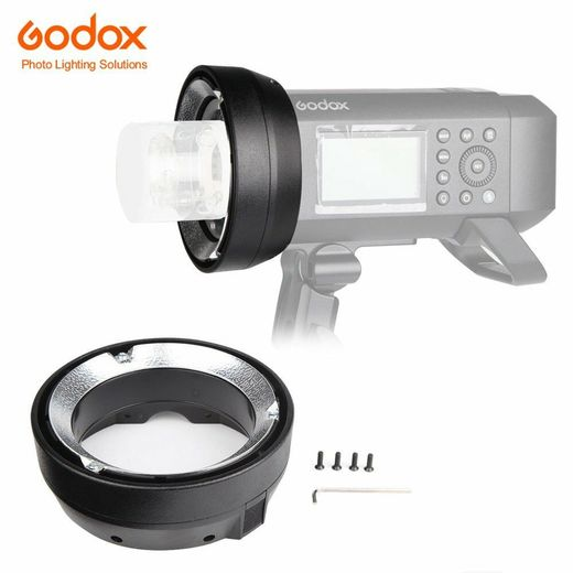 Godox Elinchrom mount adapter for AD400PRO