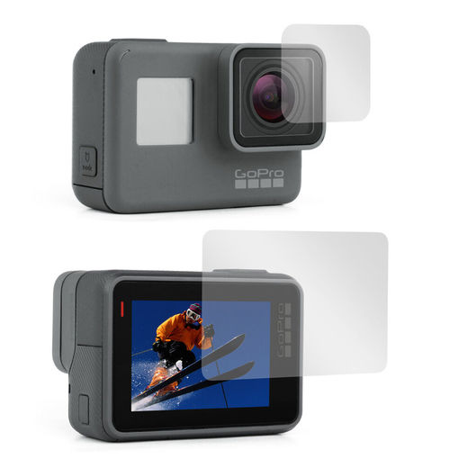 GoPro Hero5 / Hero6 / Hero7 Screen Protectors
