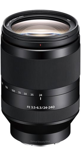 Sony FE 24-240mm f/3.5-5.6 OSS (SEL24240)