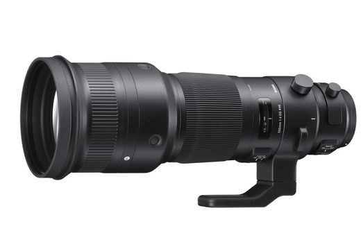 Sigma 500mm f/4 DG OS HSM Sports, Canon