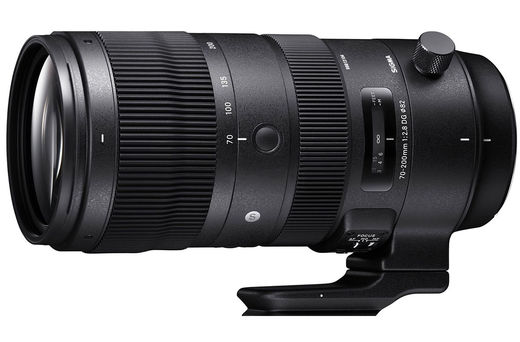 Sigma 70-200mm f/2.8 DG HSM OS SPORT, Canon