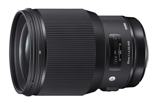 Sigma 85mm F1.4 DG Art Series HSM, Canon