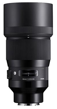 Sigma 135mm F1.8 DG Art Series HSM, Sony E