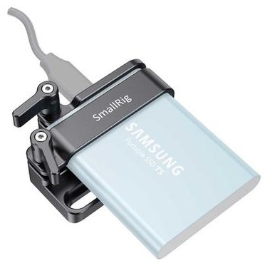 SmallRig Mount for Samsung T5 SSD 2245B (uusi versio)
