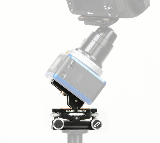 SLIK SMH-250 Micro Adjustment Mount