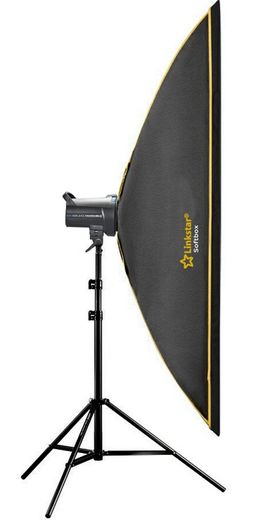 Linkstar Softbox 30x160 cm, Elinchrom / Bowens (RS-30160LSR)
