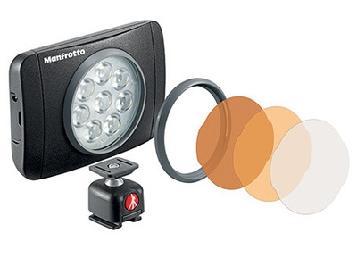 Manfrotto LUMIMUSE8 (Lumie Muse) BLUETOOTH