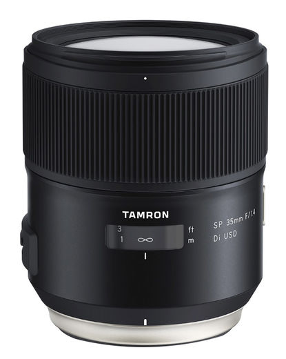 Tamron SP 35mm F1.4 Di USD, Canon