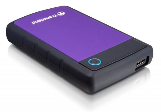 TRANSCEND STOREJET 25H3P USB 3.0 2TB (shock proof)