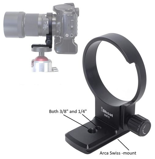 iShoot Tripod Mount Ring  (jalustapanta)