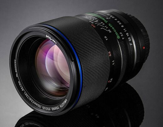 Laowa 105mm f2.0 STF, Sony E (Smooth Trans Focus)