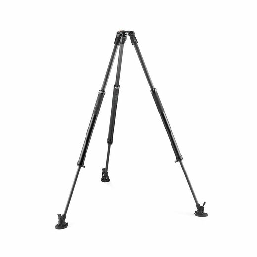 MANFROTTO MVTSNGFC 635 Fast Single Tripod Carbon Fiber