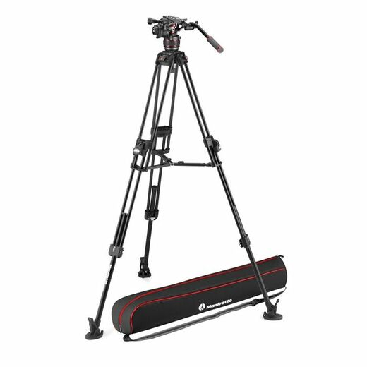 MANFROTTO MVK608TWINFA Videojalusta KIT