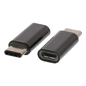 Valueline Micro-USB -> Type-C USB-adapteri