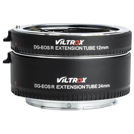 Viltrox DG-EOS R Auto Focus Macro Extension Tube Lens Adapter for Canon EOS R and RP