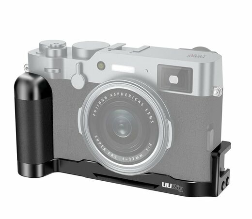 Ulanzi UUrig R034 L-bracket with cold shoe for Fuji X100V / X100F