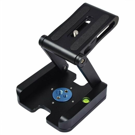 Commlite / AccPro Z Shape Foldable Tripod Head